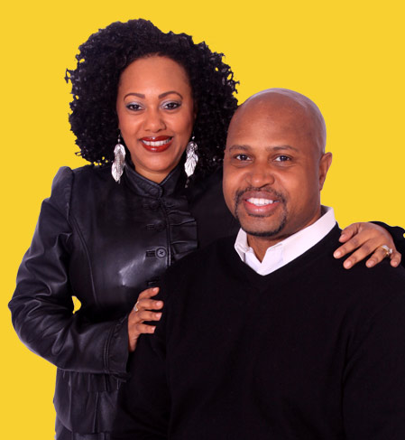 Pastor Phillip and Lady Kristina Davis