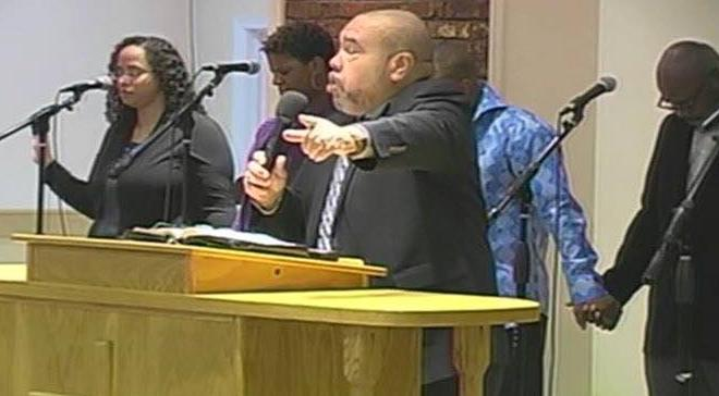 Picture: Pastor Rick